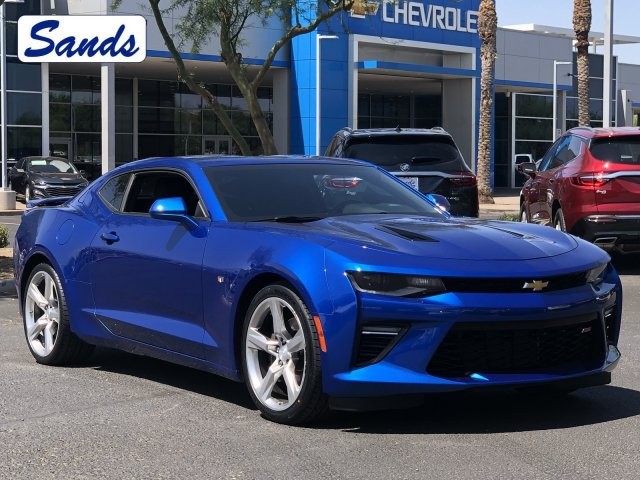 Pre Owned 2017 Chevrolet Camaro 1ss Rwd 2dr Car