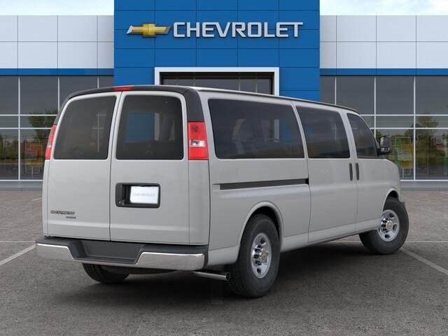 New 2019 Chevrolet Express Passenger LT