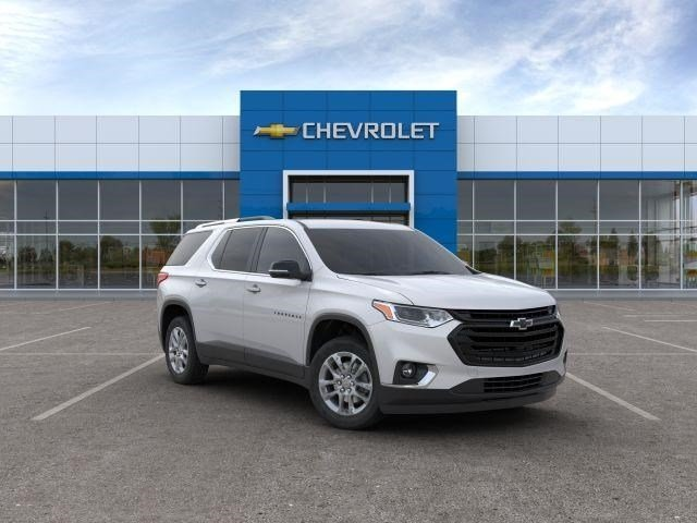 New 2019 Chevrolet Traverse LT Cloth