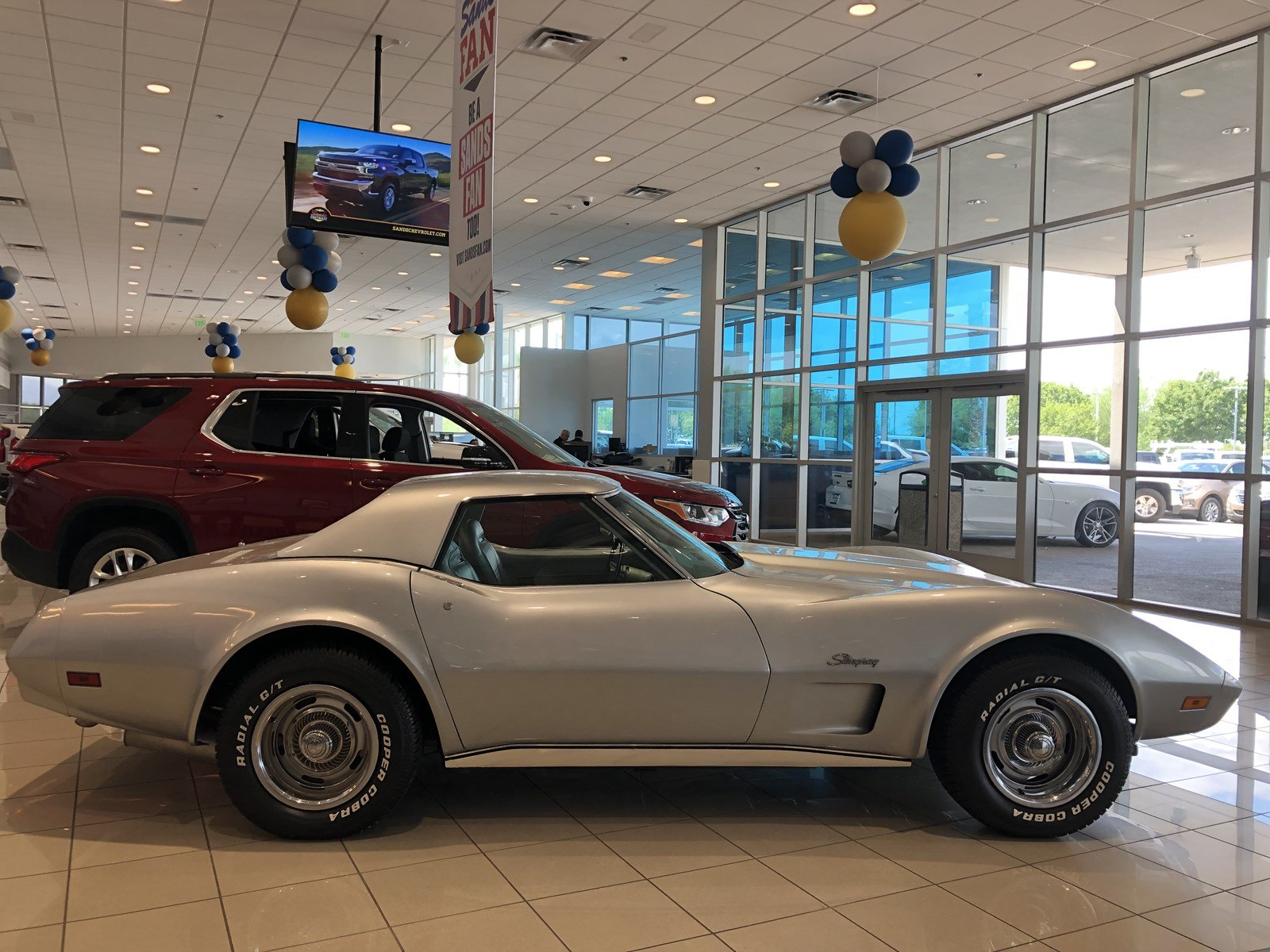 Pre-Owned 1974 CHEVROLET CORVETTE