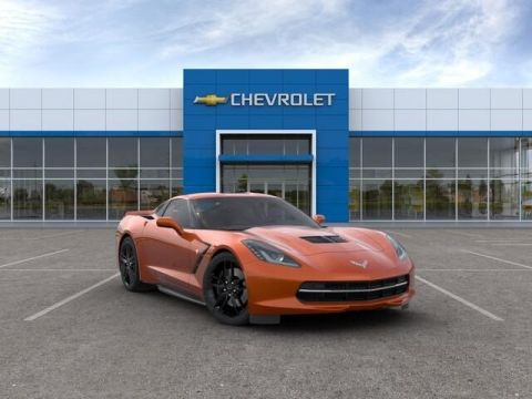 New 2019 Chevrolet Corvette Z51 2LT